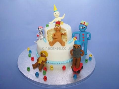 Morph Cake