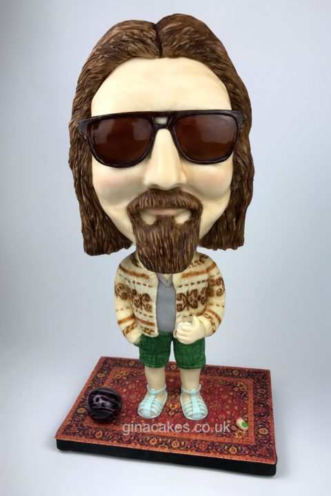 'The Dude' Cake, The Big Lebowski,