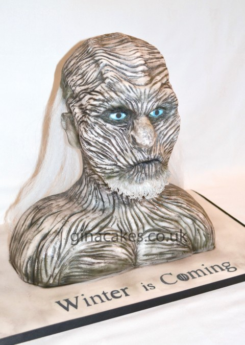 White walker cake Game of Thrones